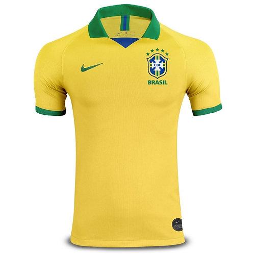 Brazil Home Jersey