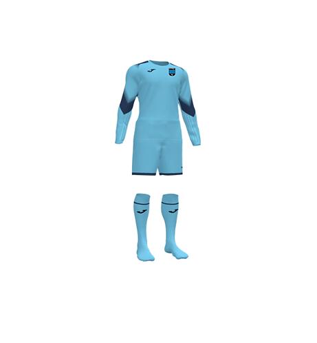 Futsal Escola Keeper Kit Turquoise