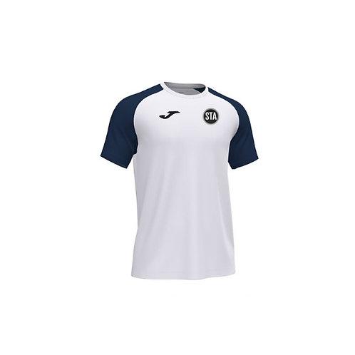 STA White/Navy Training Shirt