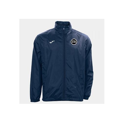 STA Navy Rain Jacket