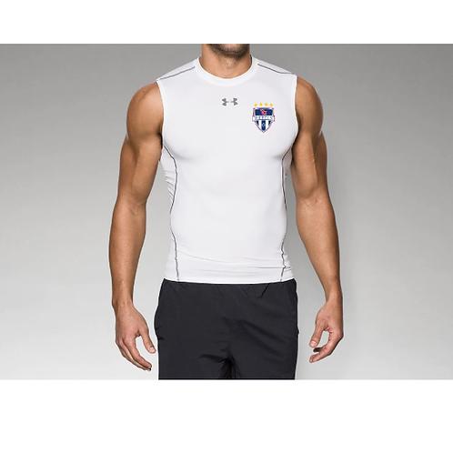 VHHS White Compression Shirt