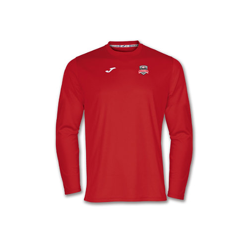 Prattville United Red Long Sleeve
