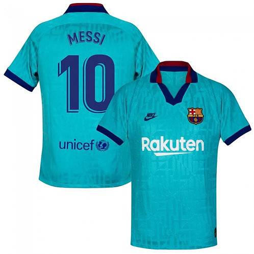 Messi Barcelona 3rd Jersey