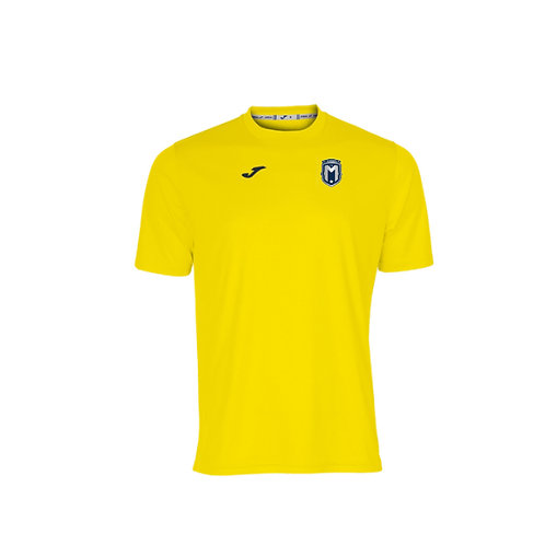 FCM Yellow Shirt