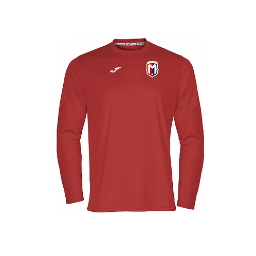 FCM Red Longsleeve