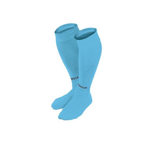Prattville United Turquoise Socks