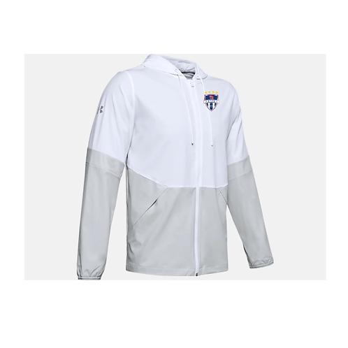 VHHS White Full-Zip Jacket (Optional)