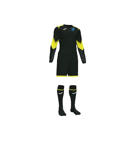 Futsal Escola Keeper Kit Black