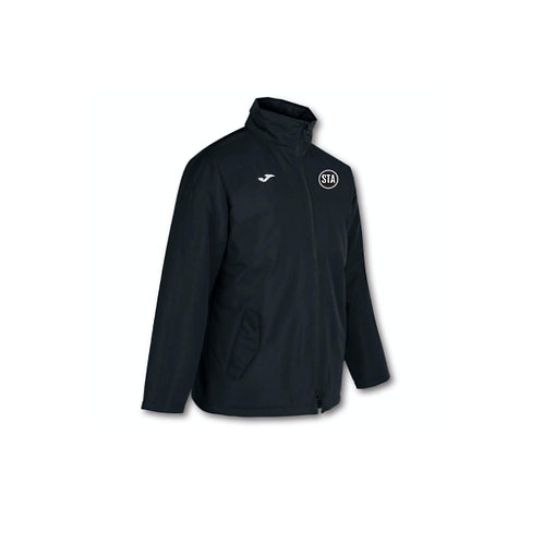 STA Black Stadium Jacket