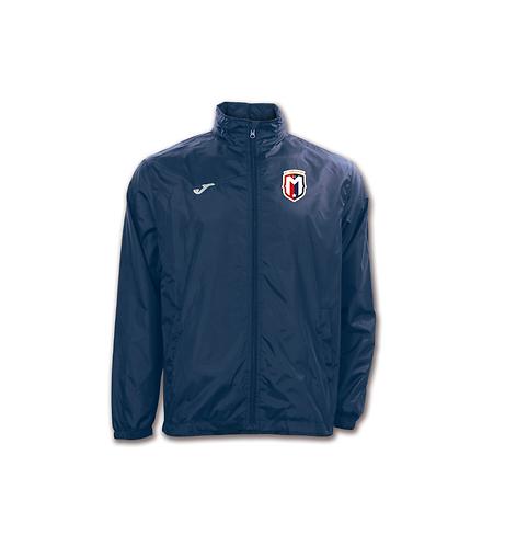 Boys/Men FC Montgomery Rain Jacket