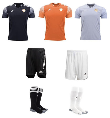 Youth Alianza Required Uniform Kit