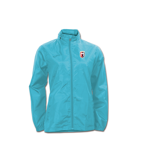 Girls/Women FC Montgomery Rain Jacket