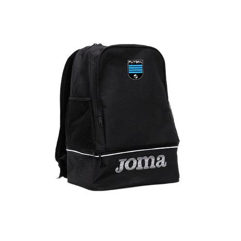 Futsal Escola Backpack Black