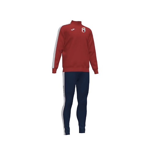 FCM Red Track Suit