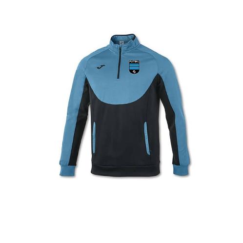 Futsal Escola Half Zip Turquoise Jacket
