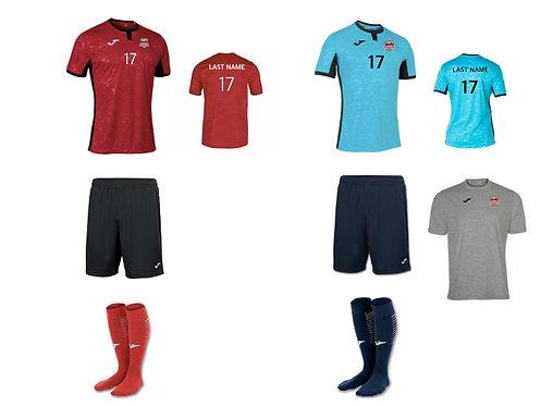 Prattville United Uniform Kit