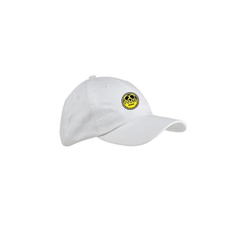 HVS Adjustable White Cap
