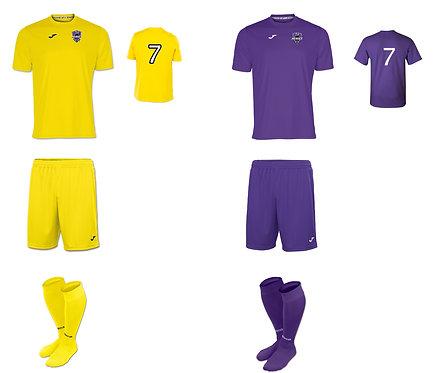 Heroes FA Uniform Set