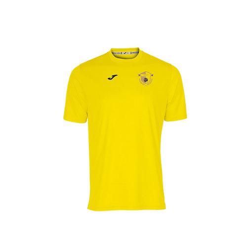 UMA FC Yellow Jersey