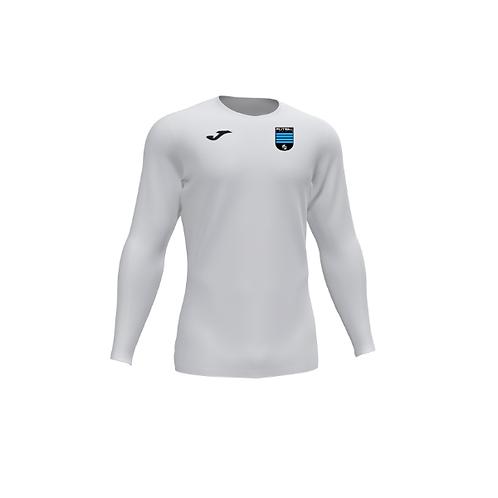 Futsal Escola White Longsleeve Tee