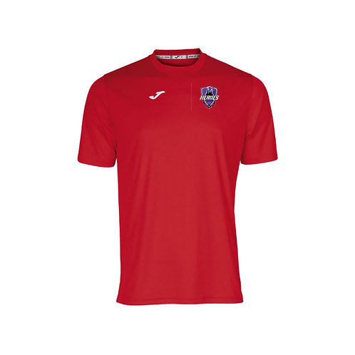 Heroes FA Red Training Jersey