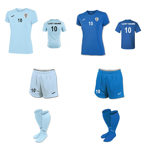Tuscaloosa FC Uniform Kit