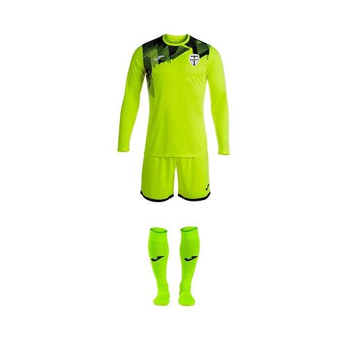 Tuscaloosa FC Yellow Keeper Jersey