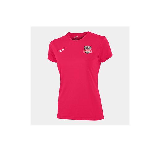 Prattville United Women Tee Pink
