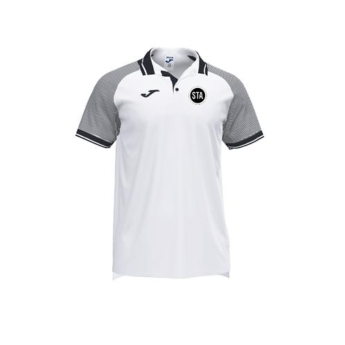 STA White Polo