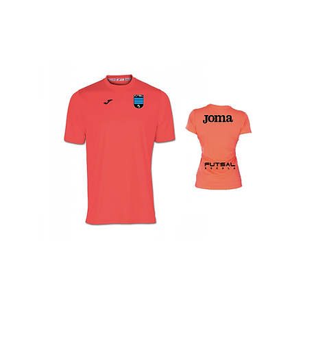 Futsal Escola Training Jersey Coral (Extra/Optional)