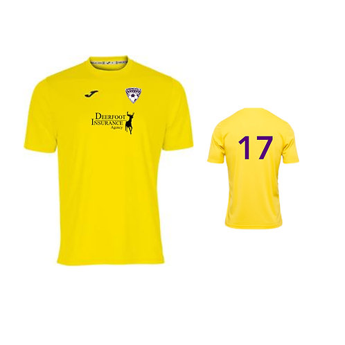 SYSA Yellow Jersey