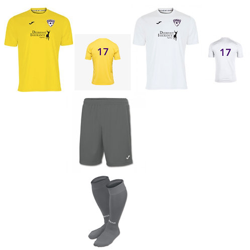 SYSA Uniform Package