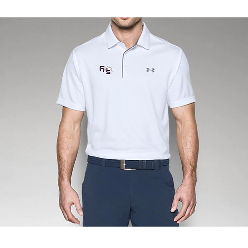 FHS White Polo
