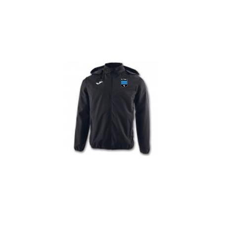 Futsal Escola Rain Jacket Black