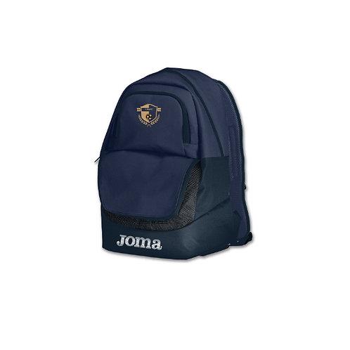 UMA FC Navy Backpack