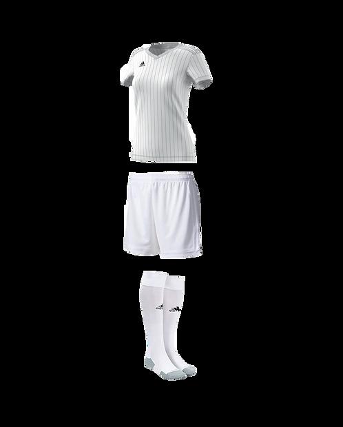 Springville High School White Uniform
