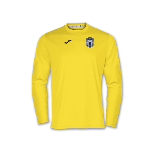 FCM Yellow Longsleeve