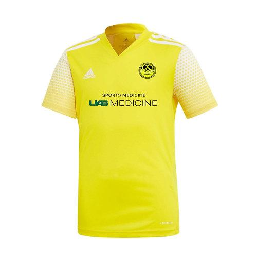 HVS Yellow Game Jersey