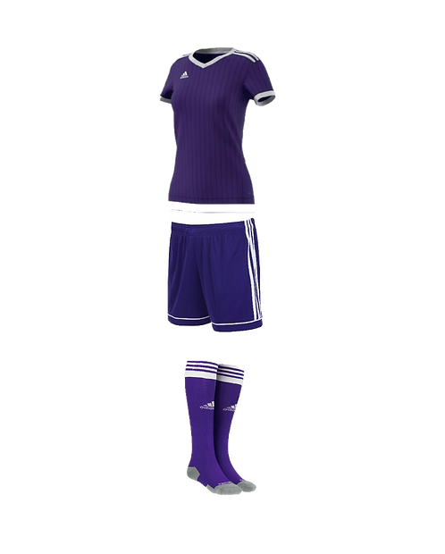 Springville High School Purple Uniform