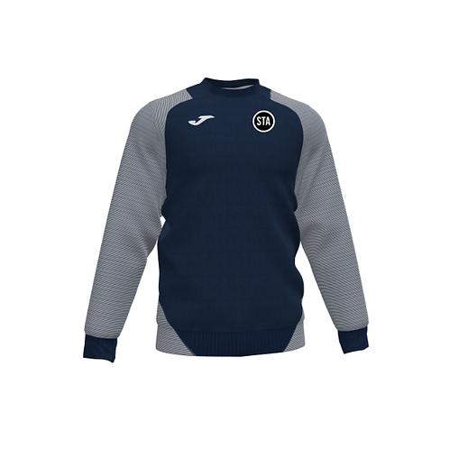 STA Navy Sweatshirt Pullover