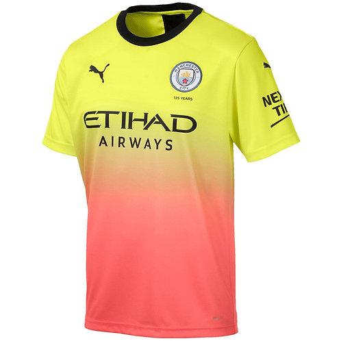 Manchester City 3rd Jersey