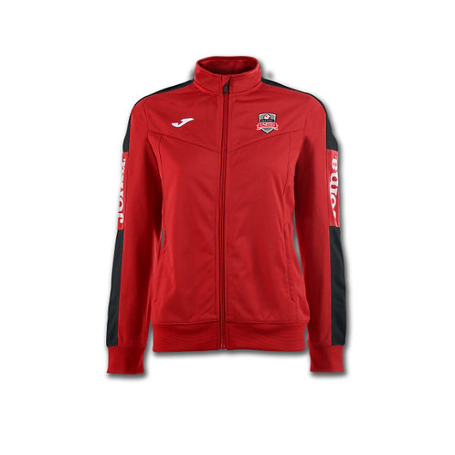 Prattville United Red Full Zip