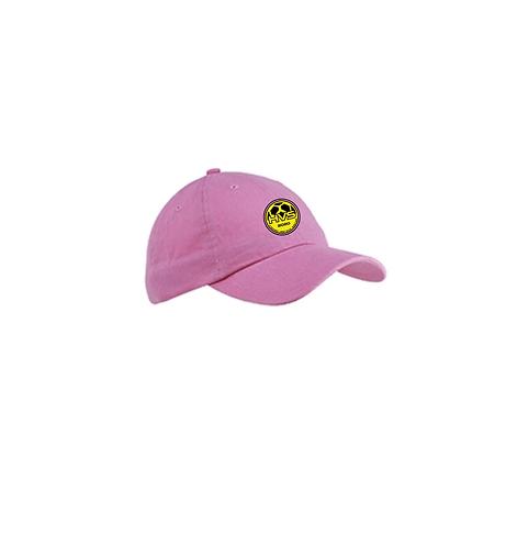 HVS Adjustable Pink Cap