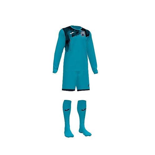 FC Montgomery Goalkeeper Kit Blue