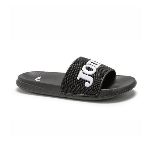 Joma Black Slides