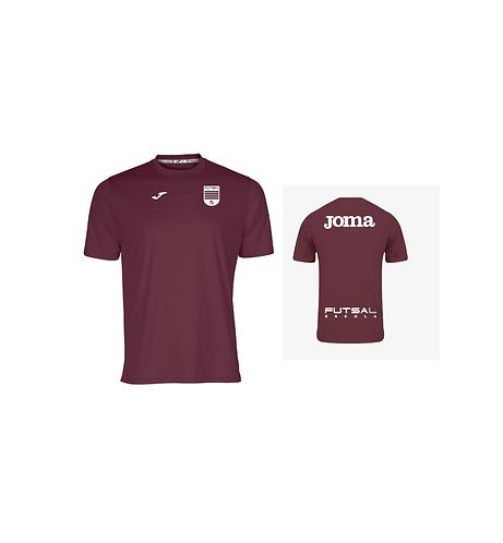 Futsal Escola Training Jersey Burgundy (Extra/Optional)