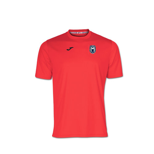 FC Montgomery Coral Shirt