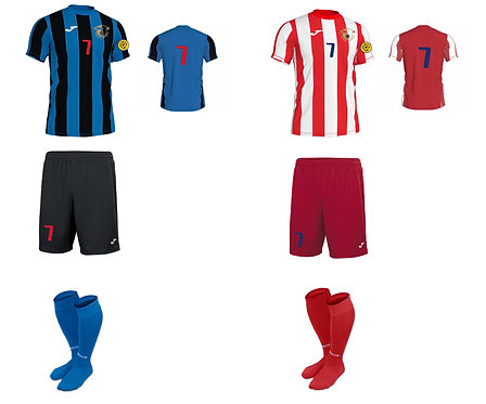 UMA FC Uniform Set (Required)