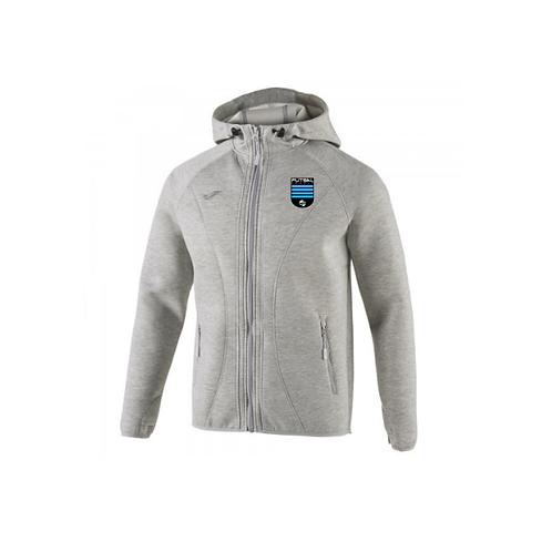 Futsal Escola Grey Jacket w/ Hood