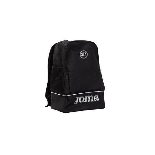 STA Black Backpack